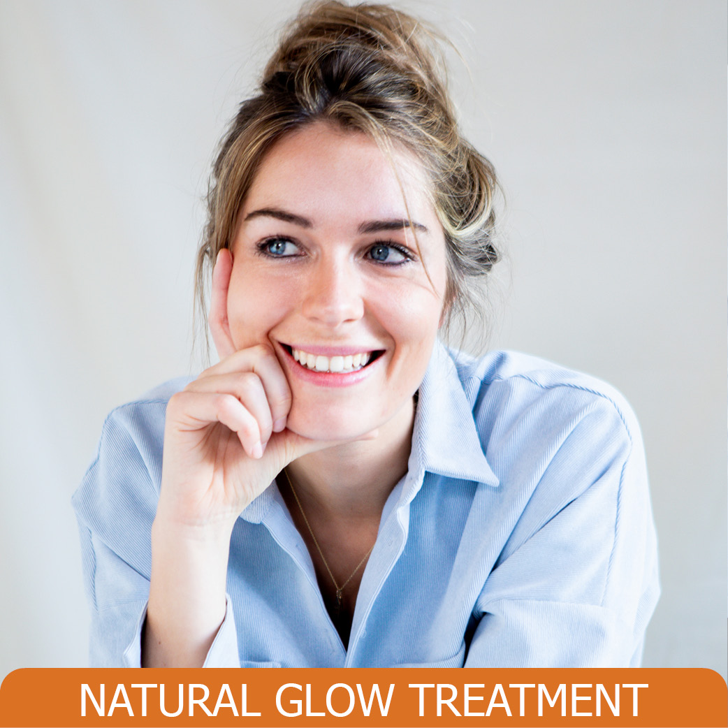 natural glow treatment